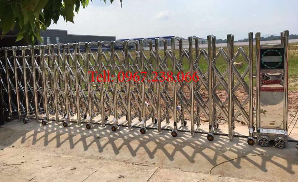 Lắp đặt cổng tự động